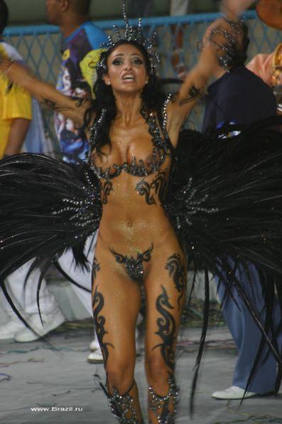 бразильские сексуальные девушки на карновале фото